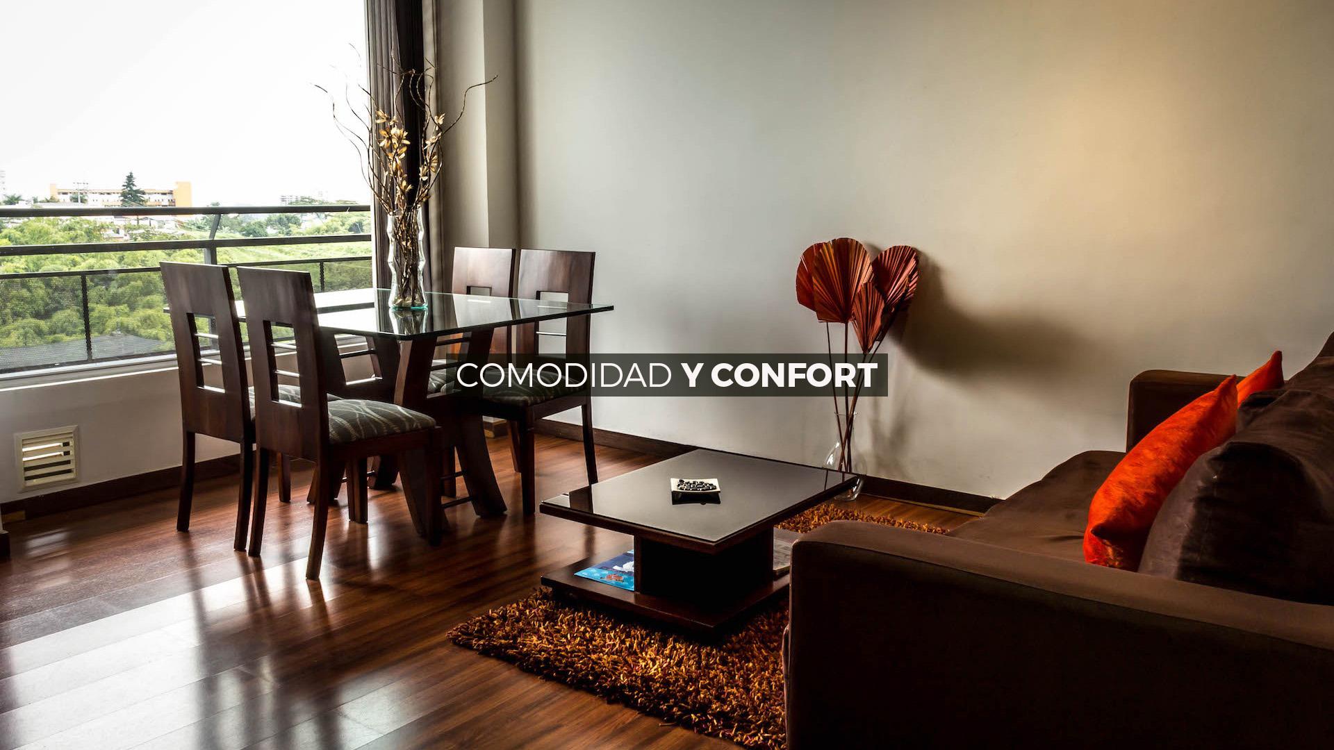Comodidad y Confort